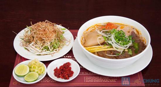 Thưởng thức các món Huế truyền thống giữa lòng Sài Gòn tại nhà hàng Bún Bò Huế 3A3 - Chỉ với 57.000đ được phiếu 100.000đ - 3