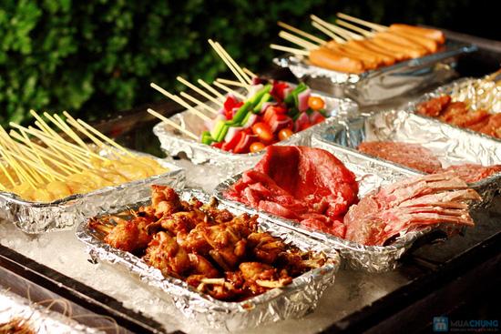 Tiệc nướng buffet tối thứ 6 hàng tuần tại Khách sạn Habour View - chỉ 60.000đ - 9