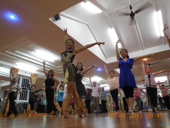 Khóa học khiêu vũ (08 buổi) tại Câu lạc bộ Khiêu vũ - Chỉ với 200.000đ - 2