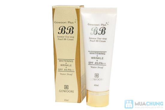 Kem nền BB Cream Ra & Gowoori (60ml) - Chỉ 145.000đ - 1