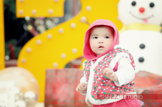 Chụp ảnh cho bé yêu tại Buzz Studio - 1