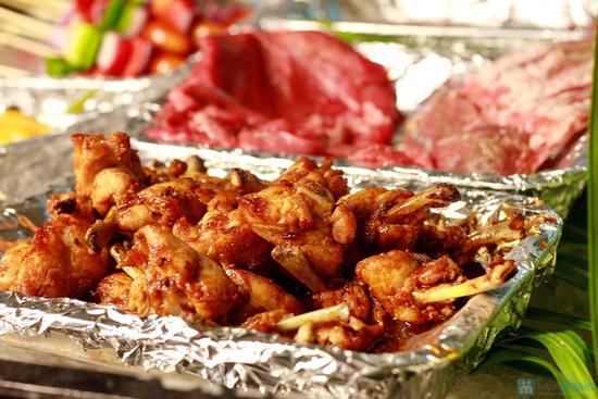 Tiệc nướng buffet tối thứ 6 hàng tuần tại Khách sạn Habour View - chỉ 60.000đ - 18
