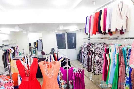 Phiếu mua đầm thời trang tại Thời Trang Hải Nam - Chỉ 80.000đ được phiếu 300.000đ - 12