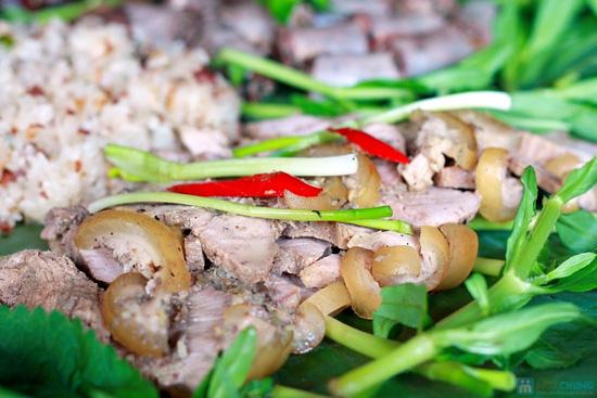 Set ăn Lợn Mán đặc biệt tại Nhà hàng Rừng Trong Phố - Chỉ 397.000đ - 1