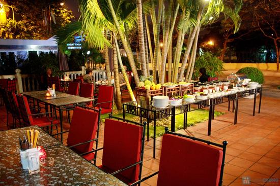 Tiệc nướng buffet tối thứ 6 hàng tuần tại Khách sạn Habour View - chỉ 60.000đ - 7