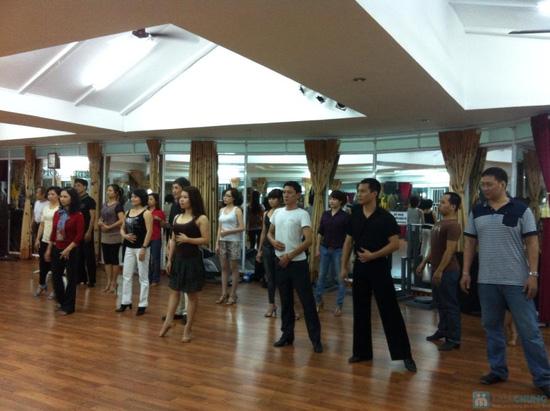 Khóa học khiêu vũ (08 buổi) tại Câu lạc bộ Khiêu vũ - Chỉ với 200.000đ - 3