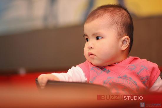 Chụp ảnh cho bé yêu tại Buzz Studio - 12