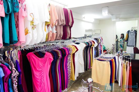 Phiếu mua đầm thời trang tại Thời Trang Hải Nam - Chỉ 80.000đ được phiếu 300.000đ - 14