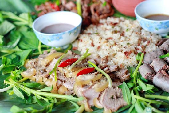 Set ăn Lợn Mán đặc biệt tại Nhà hàng Rừng Trong Phố - Chỉ 397.000đ - 10