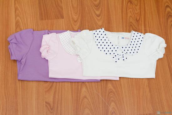 Combo 2 áo phông cho bé gái - 7