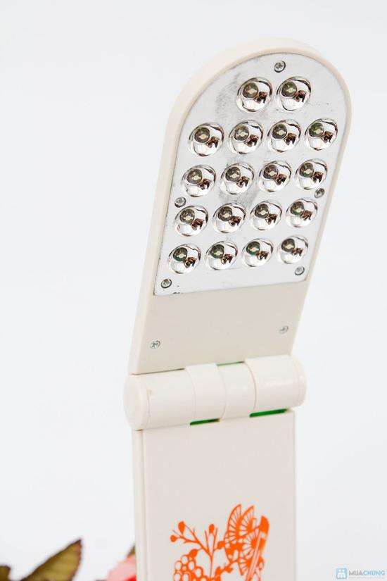 Đèn led tích điện 18 bóng - 2
