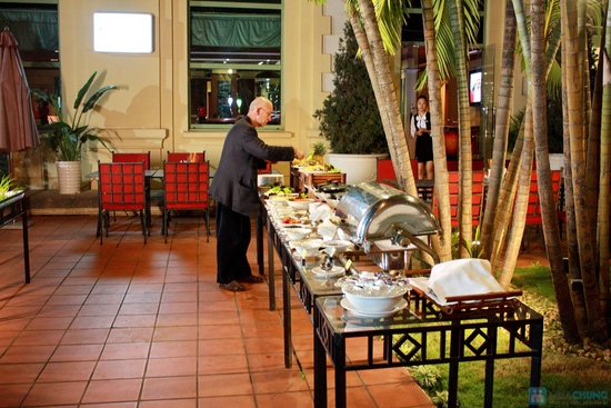 Tiệc nướng buffet tối thứ 6 hàng tuần tại Khách sạn Habour View - chỉ 60.000đ - 10