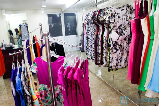 Phiếu mua đầm thời trang tại Thời Trang Hải Nam - Chỉ 80.000đ được phiếu 300.000đ - 11