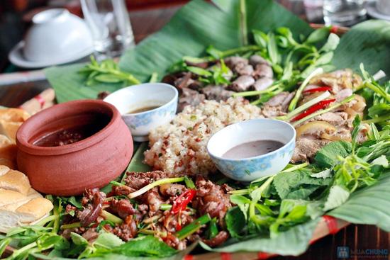 Set ăn Lợn Mán đặc biệt tại Nhà hàng Rừng Trong Phố - Chỉ 397.000đ - 9