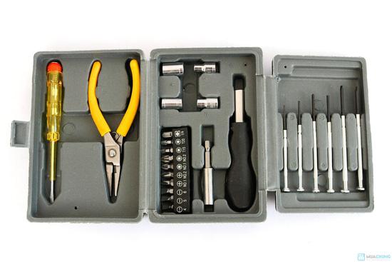 Bộ dụng cụ Ốc vít gia đình 15 món - 3