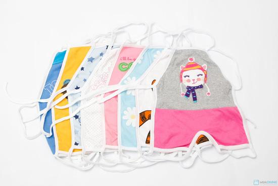 Combo 3 yếm áo dạng Natra cho bé - 6