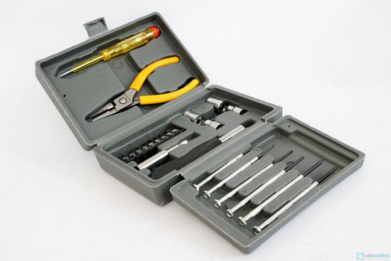 Bộ dụng cụ Ốc vít gia đình 15 món - 2
