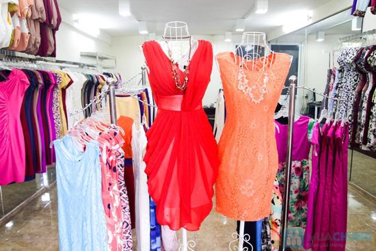 Phiếu mua đầm thời trang tại Thời Trang Hải Nam - Chỉ 80.000đ được phiếu 300.000đ - 6