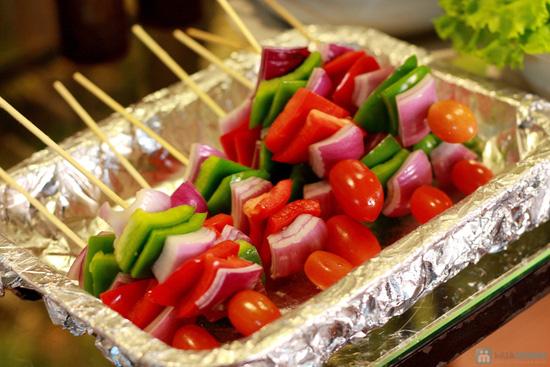 Tiệc nướng buffet tối thứ 6 hàng tuần tại Khách sạn Habour View - chỉ 60.000đ - 5