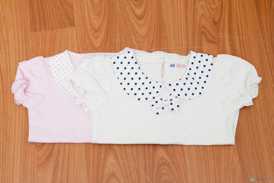 Combo 2 áo phông cho bé gái - 6