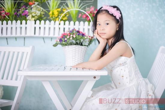 Chụp ảnh cho bé yêu tại Buzz Studio - 11