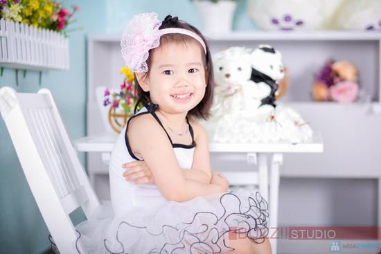 Chụp ảnh cho bé yêu tại Buzz Studio - 10