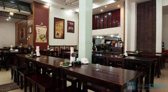 Thưởng thức các món Huế truyền thống giữa lòng Sài Gòn tại nhà hàng Bún Bò Huế 3A3 - Chỉ với 57.000đ được phiếu 100.000đ - 1