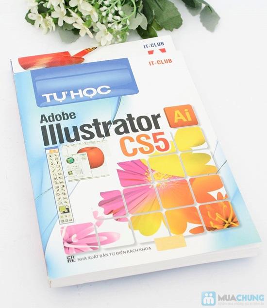 Tự học Adobe Illustrator CS5 + Tự học Adobe InDesign CS5. Chỉ với 64.000đ - 2