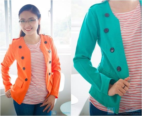 Áo khoác vest phong cách Hàn Quốc - Chỉ 130.000đ - 2