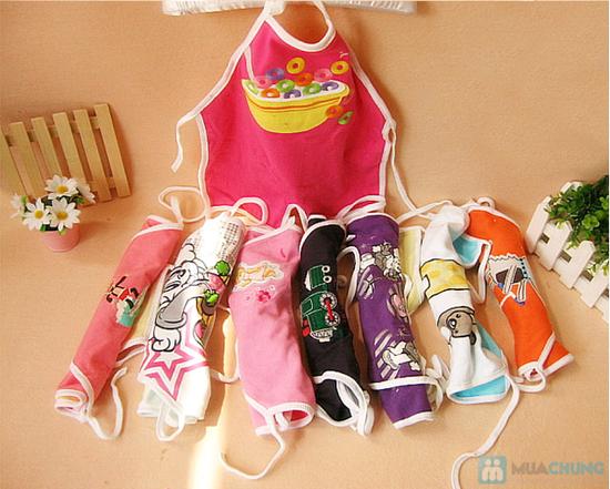 Combo 3 yếm áo dạng Natra cho bé - 3