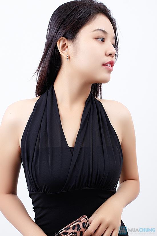 Đầm đen body gợi cảm - Chỉ 85.000đ - 1