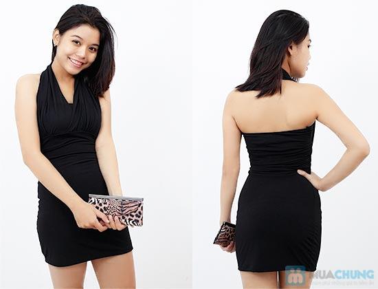Đầm đen body gợi cảm - Chỉ 85.000đ - 6