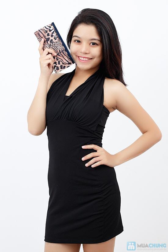 Đầm đen body gợi cảm - Chỉ 85.000đ - 4