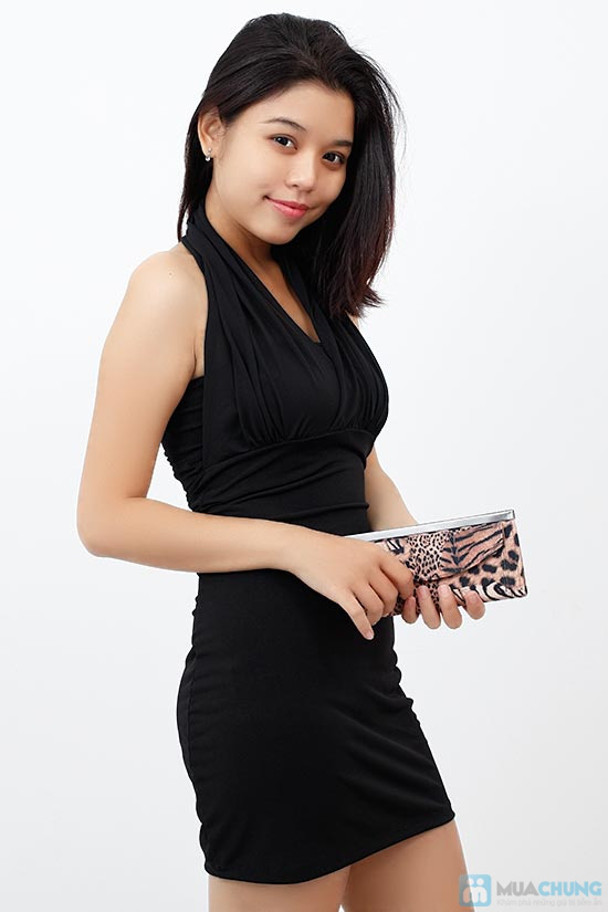 Đầm đen body gợi cảm - Chỉ 85.000đ - 5