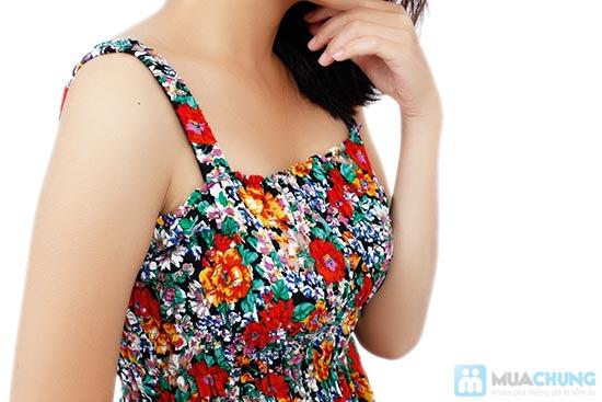 Váy hoa lanh 2 dây cho mùa hè năng động, tự tin - Chỉ 80.000đ/ 1 chiếc - 7