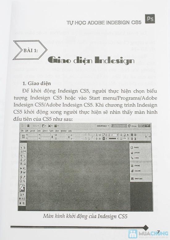 Tự học Adobe Illustrator CS5 + Tự học Adobe InDesign CS5. Chỉ với 64.000đ - 9
