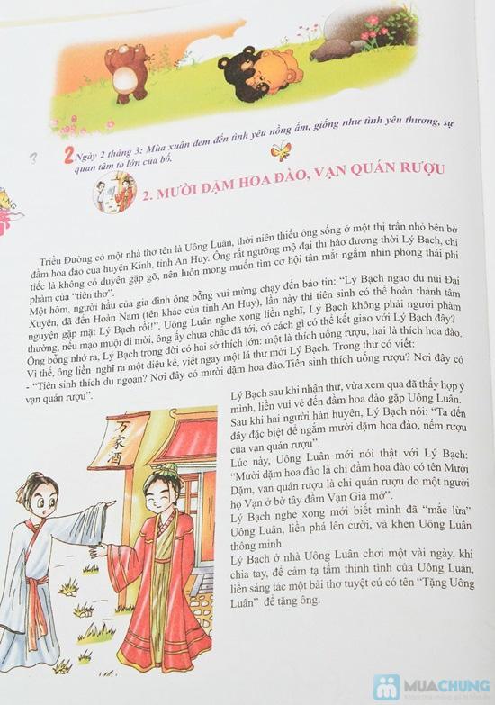 365 câu chuyện giúp trẻ khôn lớn mỗi ngày. Chỉ với 163.000đ - 5