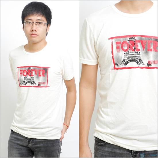 combo 2 áo phông có tròn cho Nam - 3