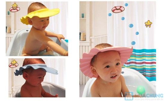 Combo 2 nón chắn nước vào mắt cho bé - Chỉ 60.000đ - 13