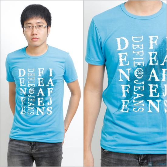 combo 2 áo phông có tròn cho Nam - 8