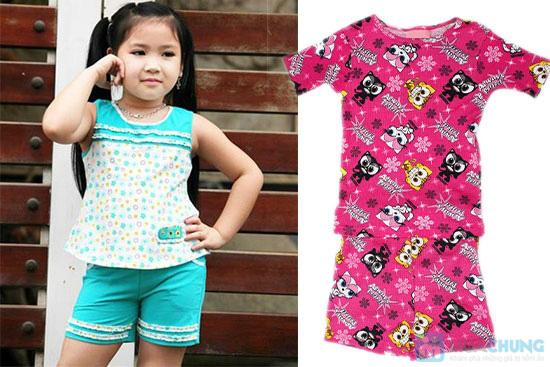 Combo 2 bộ đồ thun dành cho bé gái - Chỉ 95.000đ/2 bộ - 5