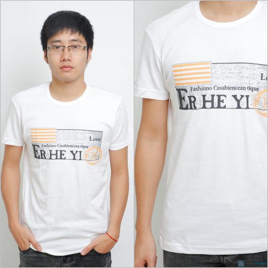 combo 2 áo phông có tròn cho Nam - 10