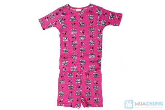 Combo 2 bộ đồ thun dành cho bé gái - Chỉ 95.000đ/2 bộ - 1