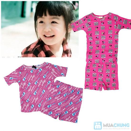 Combo 2 bộ đồ thun dành cho bé gái - Chỉ 95.000đ/2 bộ - 6