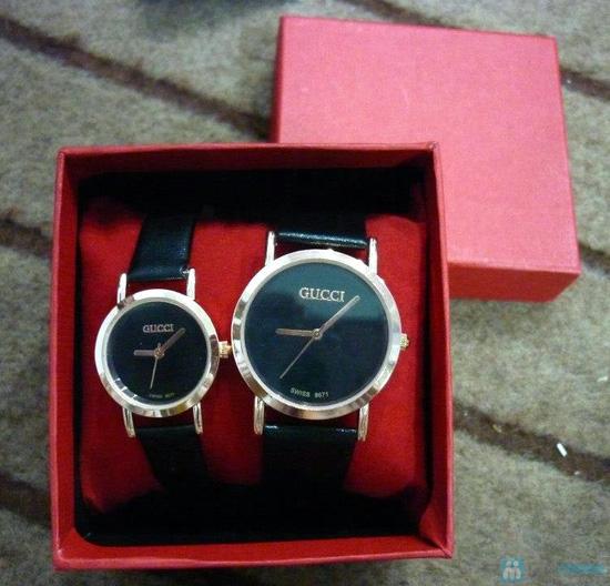 Đồng hồ đôi thời trang, cá tính - Món quà tuyệt vời cho tình yêu của bạn - Chỉ với 140.000đ/2 chiếc - 12