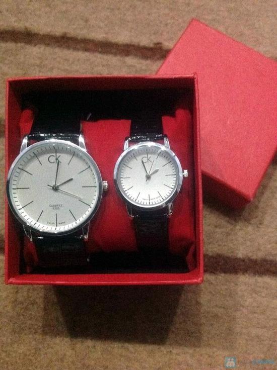 Đồng hồ đôi thời trang, cá tính - Món quà tuyệt vời cho tình yêu của bạn - Chỉ với 140.000đ/2 chiếc - 10