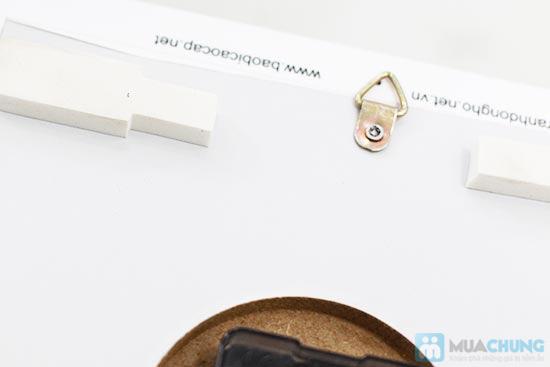 Bộ tranh đồng hồ treo tường - 260.000đ - 4