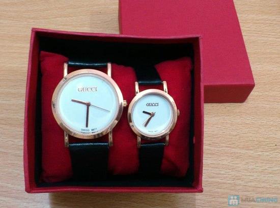 Đồng hồ đôi thời trang, cá tính - Món quà tuyệt vời cho tình yêu của bạn - Chỉ với 140.000đ/2 chiếc - 7