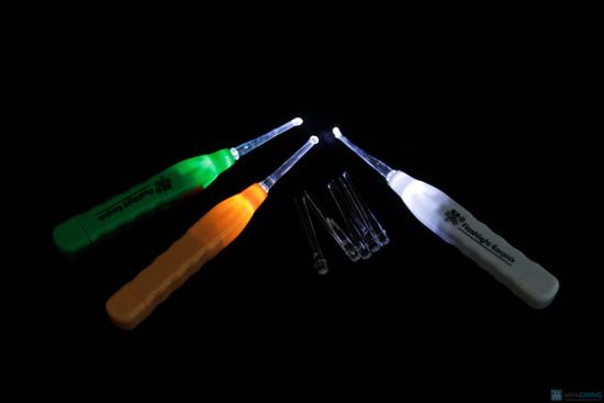 Combo 3 dụng cụ lấy ráy tai có đèn - 1