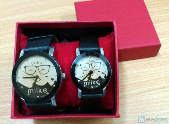 Đồng hồ đôi thời trang, cá tính - Món quà tuyệt vời cho tình yêu của bạn - Chỉ với 140.000đ/2 chiếc - 6